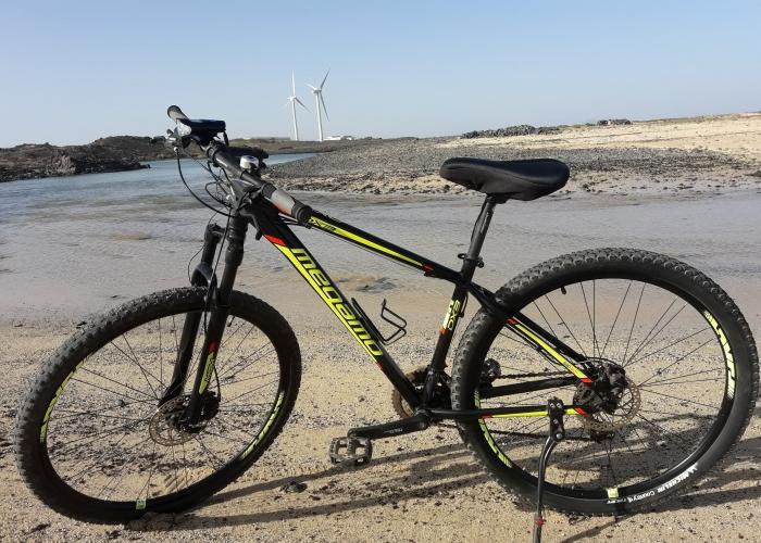 Alquile una E-Bike o una Mountain Bike y descubre Fuerteventura a tu propio ritmo