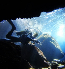 Aprende a adaptarte a todas las situaciones bajo el agua con un curso de Rescue Diver