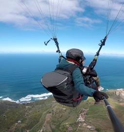 Bautismo de vuelo en parapente: Experimenta la sensación de vuelo por primera vez