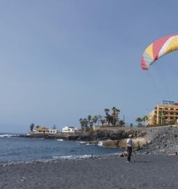 Descubre el mundo de parapente en Tenerife con este curso de primer contacto