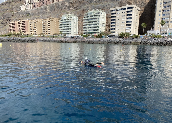 Deslízate por el agua sin esfuerzo con esta experiencia de Electric Surf