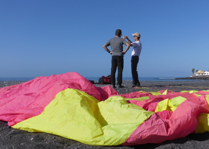 Discover a world of paragliding in Tenerife with this introductory course