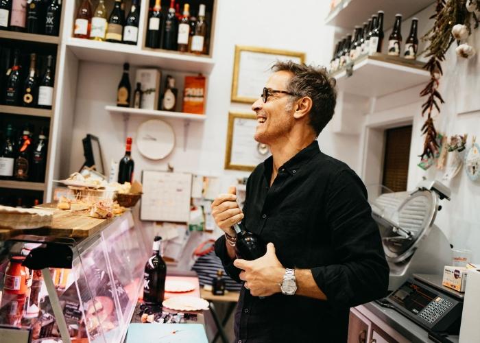 Disfruta de todo el sabor de Italia con una degustación gourmet