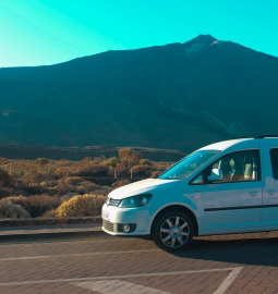 Drive around Tenerife and explore its nature in this fully fitted Campervan