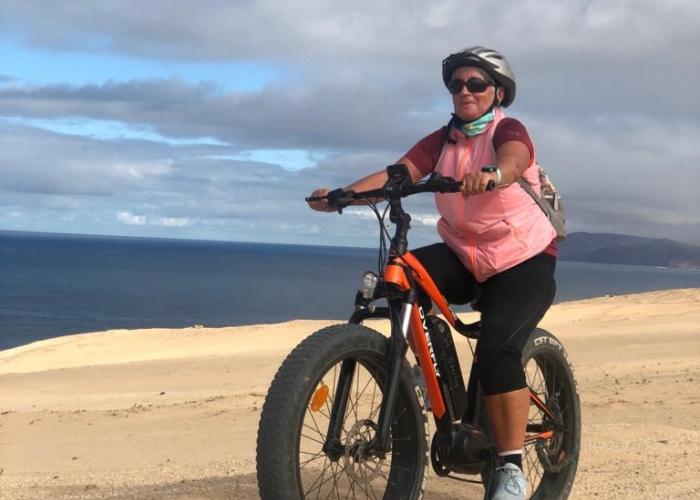 E-Bike Tour guiado en el sur de Fuerteventura
