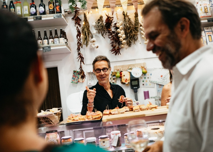 Enjoy the taste of Italy with a gourmet tasting experience