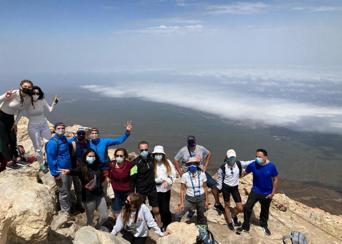 Experiencia volcánica en un entorno inolvidable en el Teide