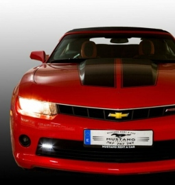 Explore Tenerife your own way in a Chevrolet Camaro