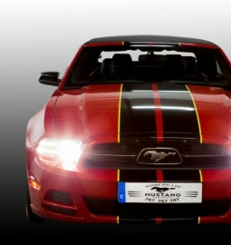 Explore Tenerife your own way in a Ford Mustang Classic 2014