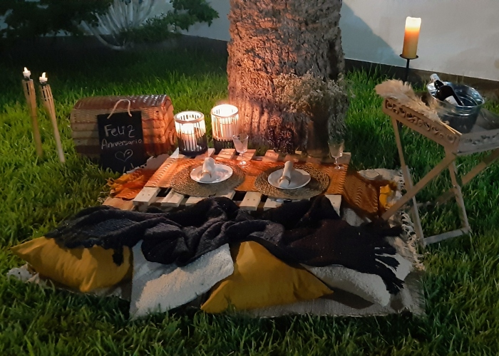 Fancy picnics wherever you desire - enjoy special moments with your loved ones