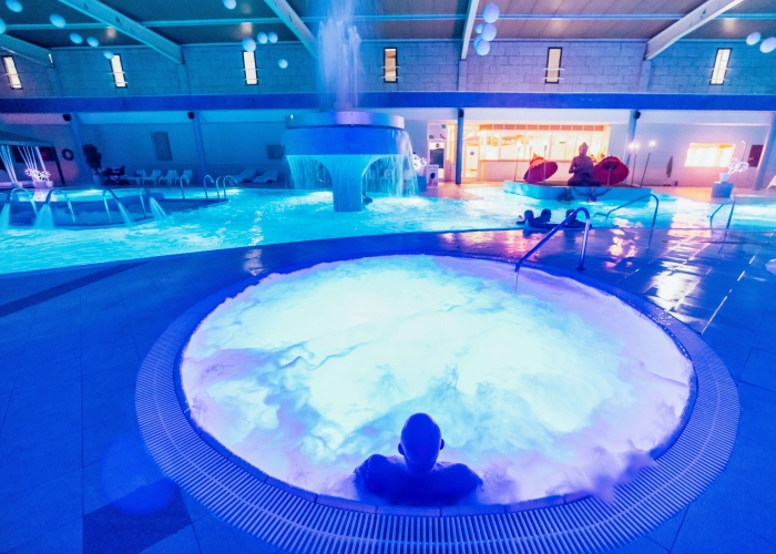 Feel special with this VIP Thermal Spa Circuit package