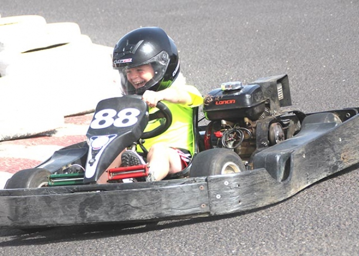 Feel the adrenaline with Lanzarote Karting