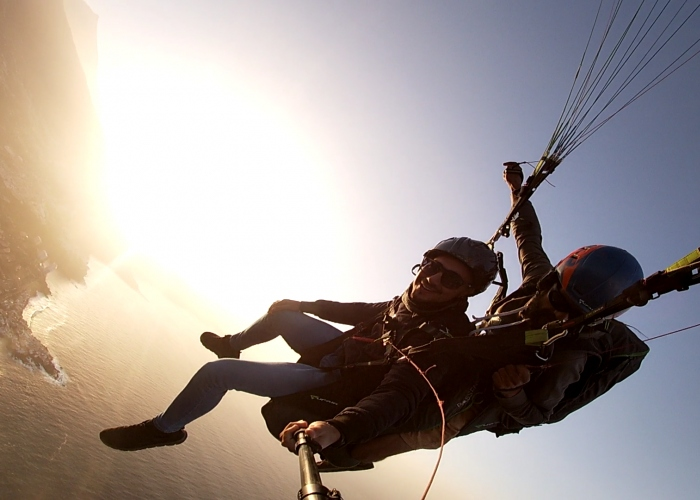 Get to know Paragliding in this in-depth course