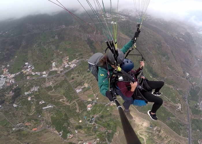 Learn the basics of Paragliding with this ground handling course
