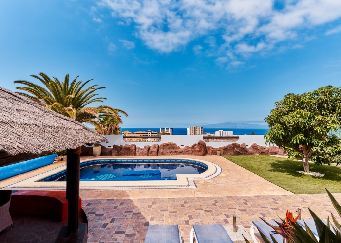 Luxurious Villas in the south of Tenerife