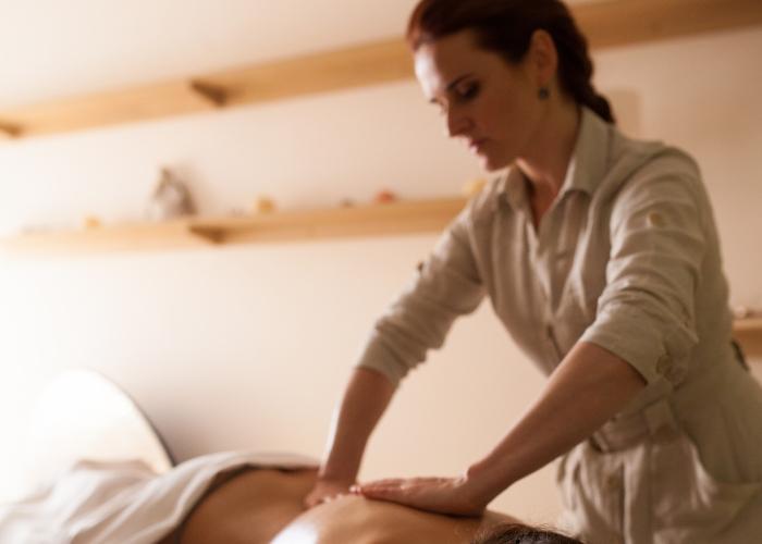 Masaje holístico privado en Tenerife
