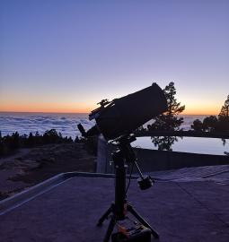 Mira las estrellas como nunca en una experiencia de observación astronómica