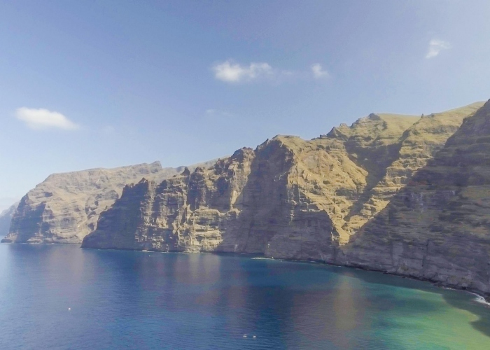Private Tour to the wild south of Tenerife