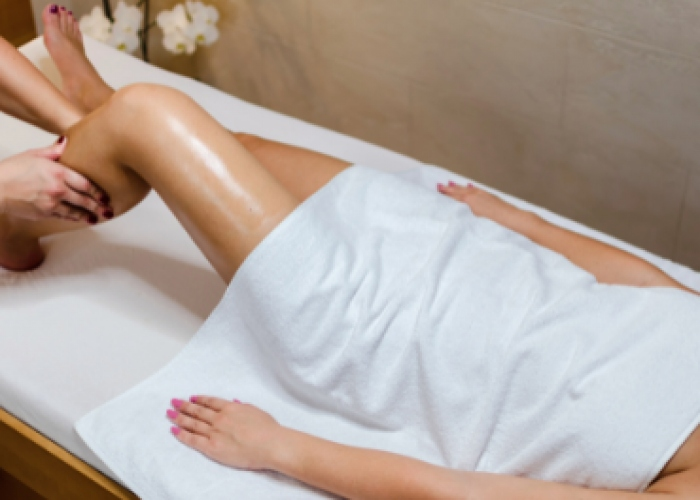 Professional massage for deep relaxation