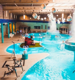 Restore your energy in a luxurious Thermal Spa Circuit