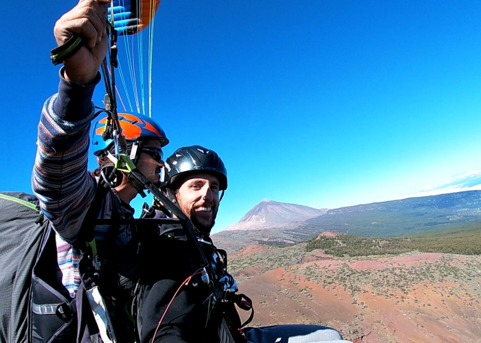 See Mount Teide like never before - from the sky