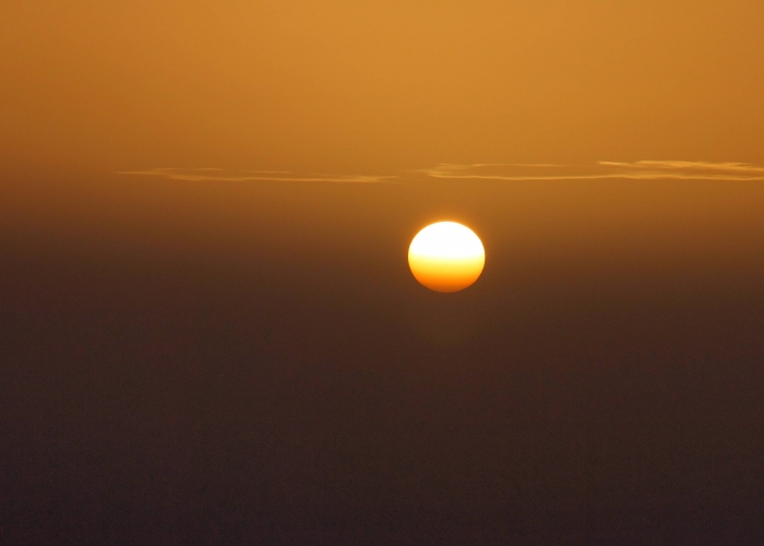 See the sunrise from the top of Tenerife by hiking up to Mount Teide