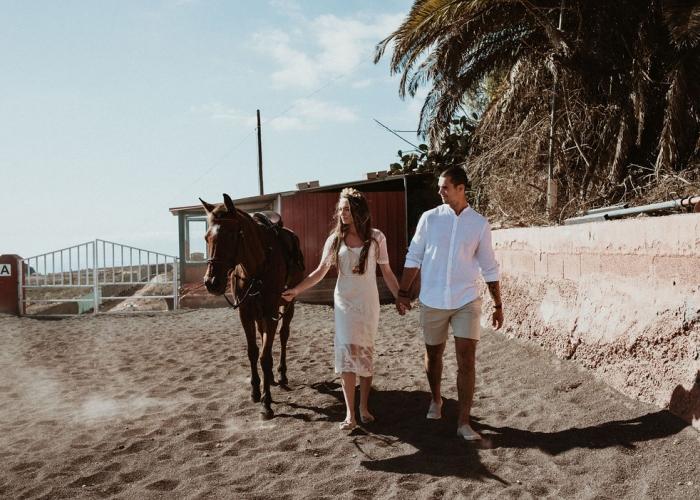 Sesión de fotos personal o para parejas en Canarias