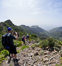 Spectacular hiking tour in Anaga