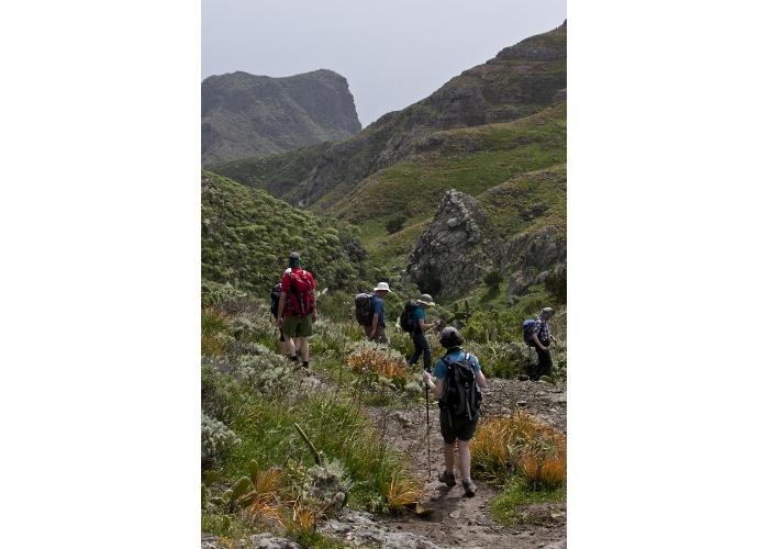 Spectacular hiking tour in Anaga