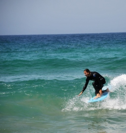 Surf classes for all levels in Fuerteventura