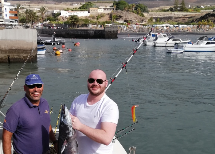 The best boat fishing trip in the area of Playa San Juan
