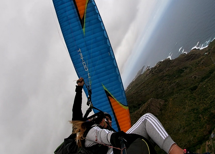 Thrilling Acro Flight: Not for the faint of heart