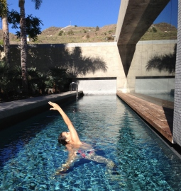 Try out a new form of aquatic sports and relaxation with Wateryoga