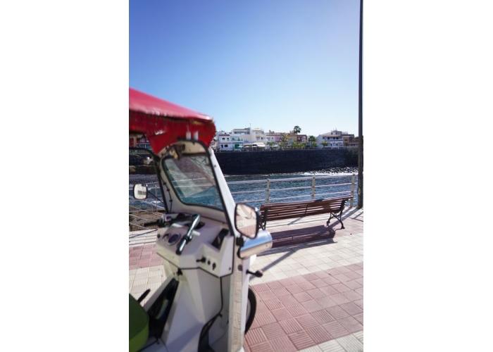 Tuk Tuk Tour through Costa Adeje