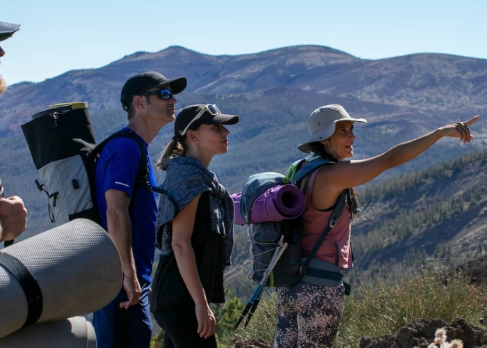 Volcanic experience in an unforgettable setting on Mount Teide