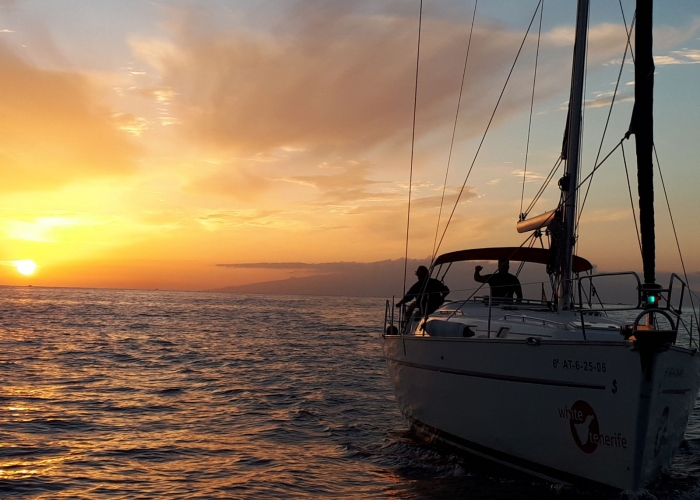 Your own customized experience on a sailboat
